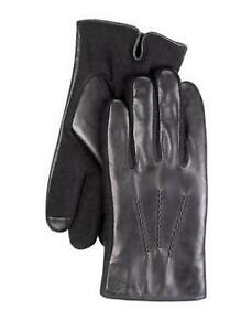 Ralph Lauren Mens Leather Gloves
