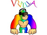 VRiLLLA - Virtual Reality integrated, Lucid Language Learning Application