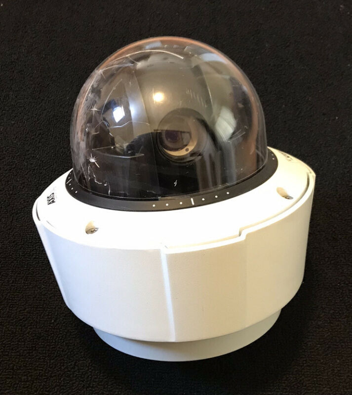 Axis Q6034-E PTZ Dome Network Camera (P/N: 0362-001-03) *Untested*