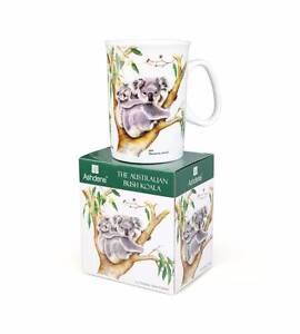 Porcelain Mug Bush Koala, Made in Australia Bundaberg Central Bundaberg City Preview