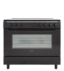 Swan electric range cooker