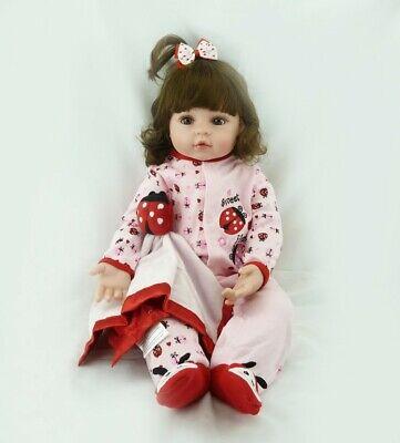 eborn tollder doll  adora Lifelike newborn Baby Bonecas Bebe