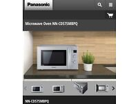 Microwave oven Panasonic Brand new £ 75