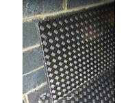 Aluminum Chequered Thread Plate