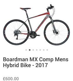 Boardman mx comp hybrid