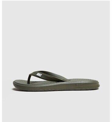Nike Sportswear Solay Flip Flops Men & Women Sandales Beach Wear Slippers Slides
