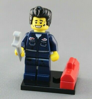 LEGO Minifigures Series 6 (8827) - Mechanic (col6-15)
