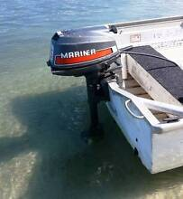 5hp outboard in good condition Tweed Heads 2485 Tweed Heads Area Preview
