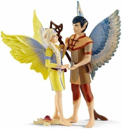 <>< Fairy  Movie - Sera and Jaro  Schleich 70583 Stunning Bayala beautiful