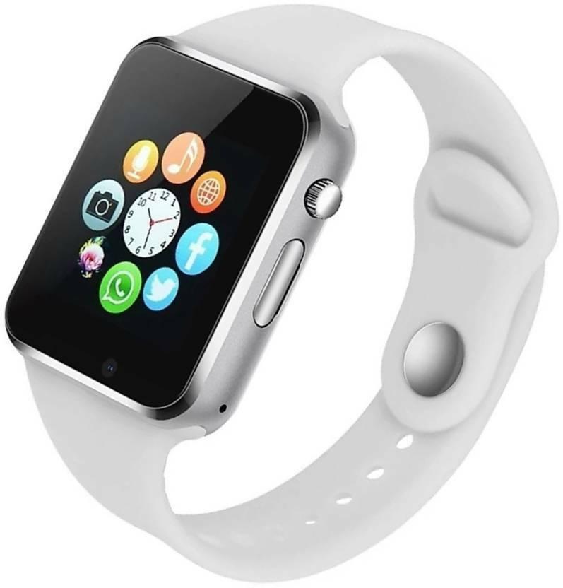 Sleep Sport Smart Wrist Band Pedometer Bracelet Watch in White Fitness Technology