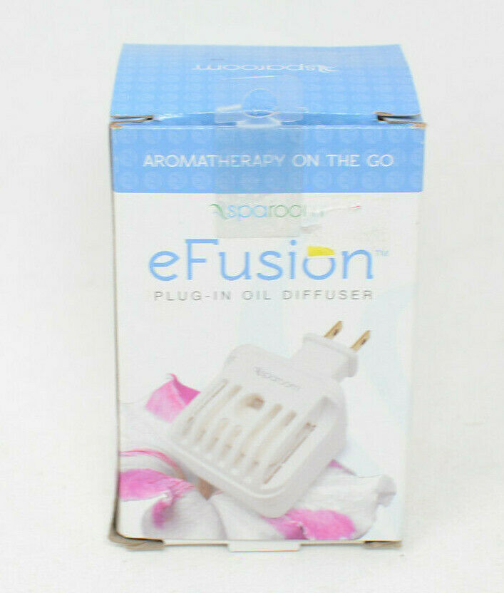 SpaRoom eFusion Plug-In Essential Oil Fragrance Diffuser for