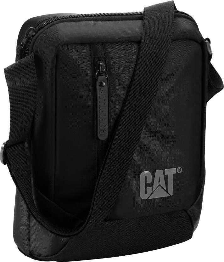 New BNWT Genuine Caterpillar Cat Tablet   Shoulder Bag Black £10. Half  Price RRP £20 4cc89293c8d08