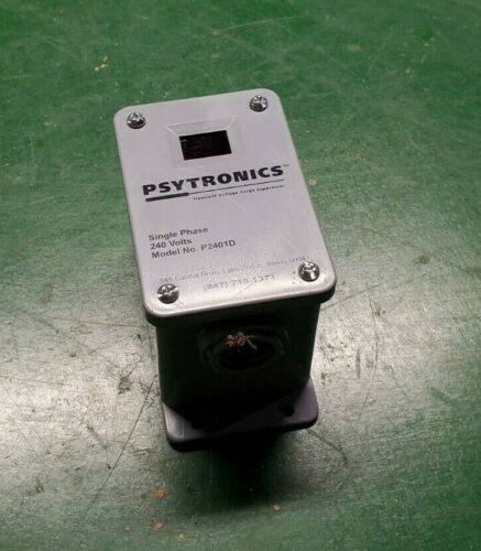 Psytronics Single Phase Transient Voltage Surge Supressor Model #P2401D