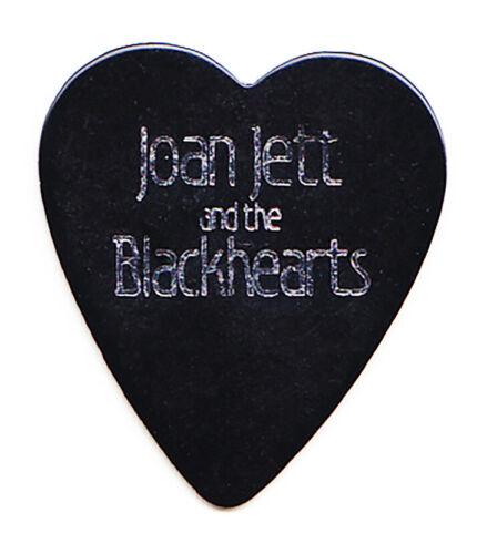 Vintage Joan Jett & The Blackhearts Joan Jett Black Heart Guitar Pick 1986 Tour