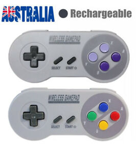 Wireless Controller Gamepad For Super Nintendo SNES PI PC ANDROID Hallam Casey Area Preview