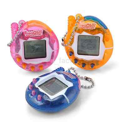 49 Pets in 1 Virtual Cyber Nostalgic Pet Toy For Kids Generation Keychain US