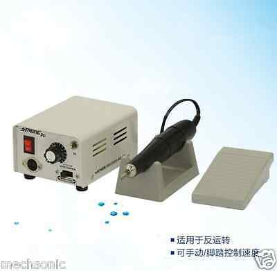 Micromotor Strong 90 Mini Motor Dental Jewelry Polishing Machine 0-35000 Rpm S