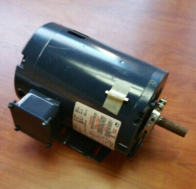 Franklin Electric Motor - 12hp 17251425rpm 115208-230v 6050hz Single-phase