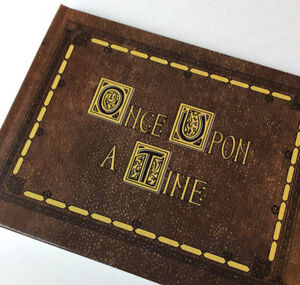 Henry's Book Once Upon A Time Storybook! Featuring Stories and Pictures 74 Pages