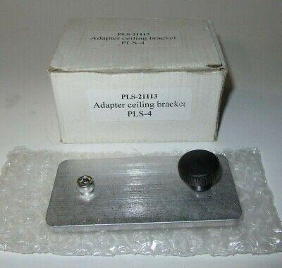 PLS PACIFIC LASER SYSTEMS LEVEL PLS-21113 Adapter Ceiling Bracket for PLS-4 Laser Grade Adapter