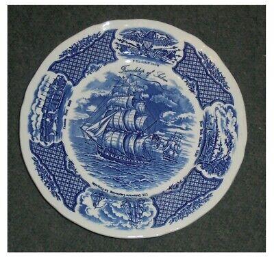 Alfred Meakin Fair Winds (6 x ALFRED MEAKIN ~ Fair Winds ~ Friendship of Salem ~ 26.5cms Cabinet Plates)