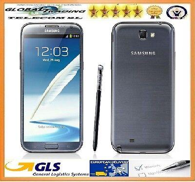 SAMSUNG GALAXY NOTE 2 N7105 4G LTE ORIGINAL 16GB GRIS TITANIO LIBRE...