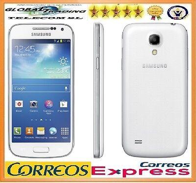 SAMSUNG GALAXY S4 MINI I9195 4G LTE BLANCO LIBRE NUEVO TELEFONO MOVIL...