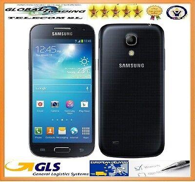 Samsung Galaxy S4 Mini I9195 4G LTE Nero Libero Nuovo Telefono