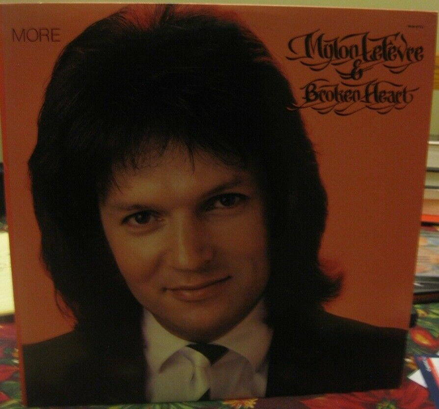 Mylon LeFevre Broken Heart More 1983 Myrrh Used Vinyl Vg /M- - $11.04