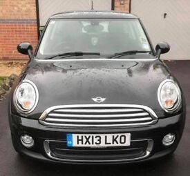 Bmw mini one low miles