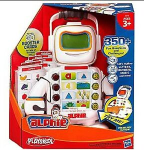 Playskool Alphie The Learning Toy Talking Robot ...