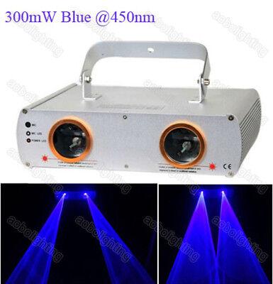 Double Blue laser light 450nm laser dmx dj equipment festival party show Lasers - Party Equipment