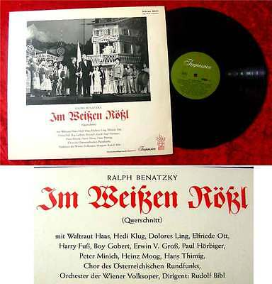 LP Im weißen Rößl Waltraut Haas Boy Gobert