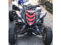 Raptor 660 road legal not ltz ltr Kxf Ktm crf