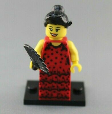 LEGO Minifigures Series 6 (8827) - Flamenco Dancer (col6-06)