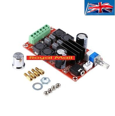 TPA3116D2 2x50W Digital Amplifier Board Class D 12V 24V Dual Channel Stereo AMP