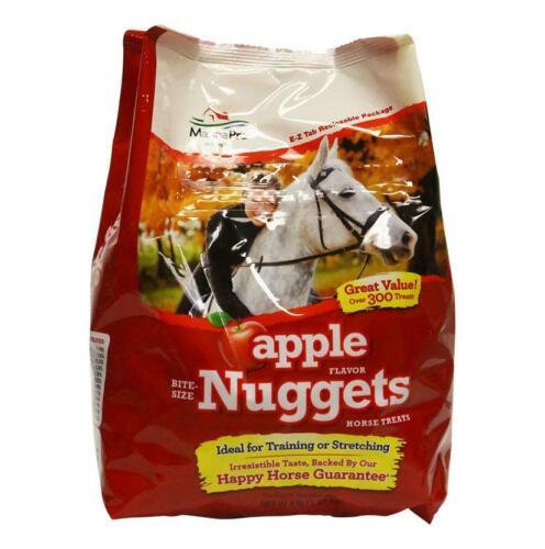 Manna Pro Apple Bite-Sized Nuggets 4 LBS