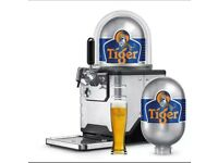 Blade Beer Machine Starter Set 🍺 Tiger beer