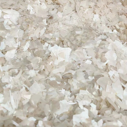 50g Mother Of Pearl MOP scrap Inlay craft Leftovers flakes Luthier nail art