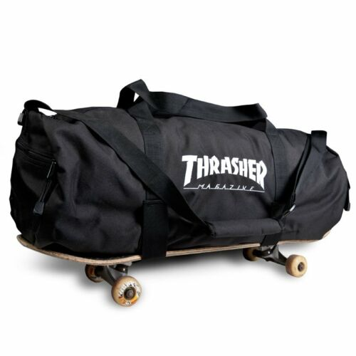 Thrasher Magazine Skatebag Duffel Bag Skateboard Duffle