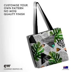 Custom Printed Tote Bags - Cheap Custom Quality No minimum order