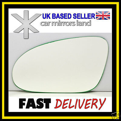 Left Passenger Wing Car Mirror Glass Replacement VW PASSAT B6 2005 2010