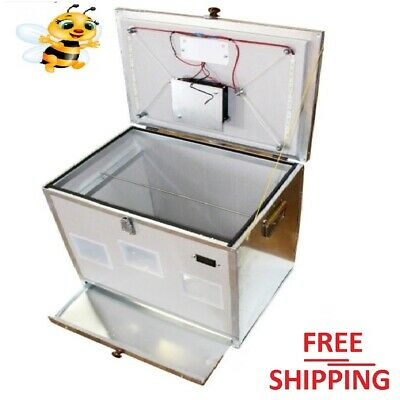 New Bee Incubator Of Queen Bees - To 240 Pcs - Beekeeping Electric Equipment