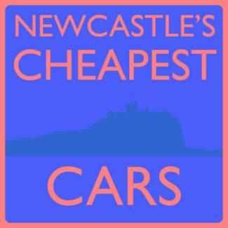 Newcastles Cheapest Cars - AHG