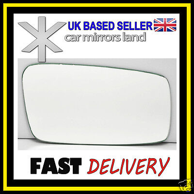 Right Driver Wing Car Mirror Glass VOLVO V40 S40 1995-2004 CONVEX* Volvo S40 Car Driver