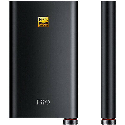 FiiO Q1 Portable Headphone Amplifier & Native DSD DAC Mark II