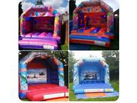 Bouncy castle hire! From £39 a day! Cars/planes/party/disco/boys/girls