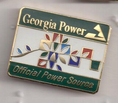 1996 Georgia Power Atlanta Olympic Pin Source