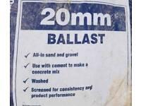 *OFFER* 20mm Ballast - 25kg bags - £1.50 each