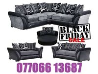 Brand Black Friday corner or 3+2 sofa fast delivery